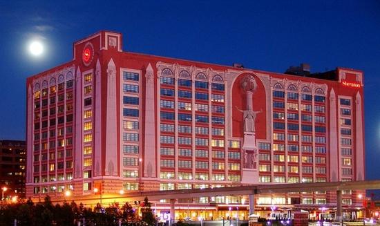 Red Lion Hotel St Louis City Center St Louis