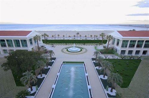 Hotel las arenas balneario resort valencia - Spa balneario valencia ...