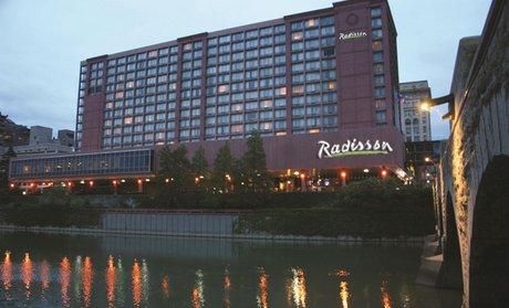 Groupon Rochester Riverside Hotel New York