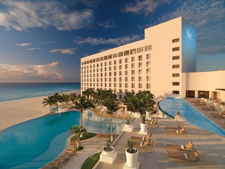 Le Blanc Spa Resort All Inclusive Adults Only Cancun - Cancun all inclusive resorts adults only