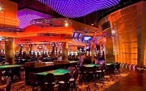 Motorcity casino hotel detroit for Motor city casino hotels