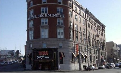 Groupon Boston Hotel Buckminster