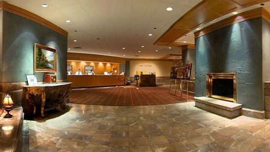 Doubletree By Hilton Hotel Denver Denver
