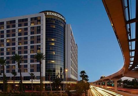 Groupon Renaissance Las Vegas Hotel