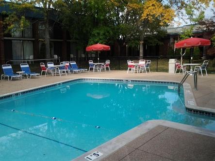 Holiday Inn Ann Arbor Near The Univ Of Mi Ann Arbor