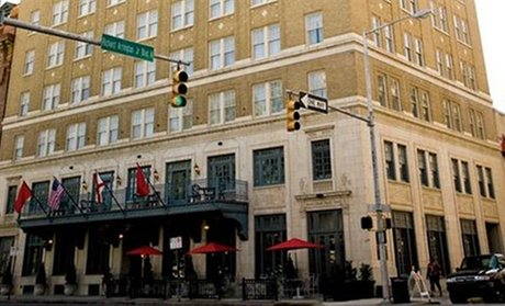 Groupon Redmont Hotel Birmingham Curio Collection By Hilton