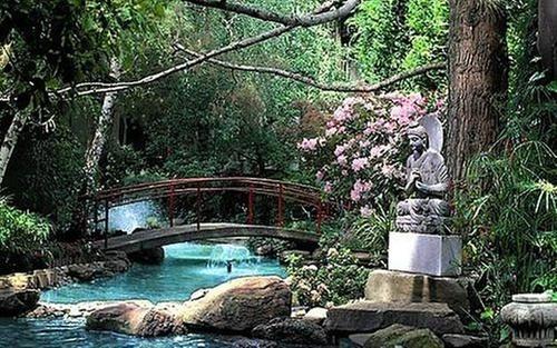 Dinahs Garden Hotel Palo Alto