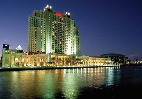 tampa marriott waterside hotel and marina tampa. Black Bedroom Furniture Sets. Home Design Ideas