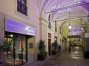 Mercure torino crystal palace turin for Bar maison torino