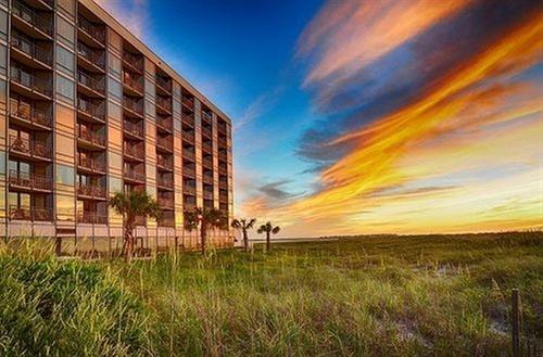 Shell Island Resort All Oceanfront Suites Wrightsville Beach
