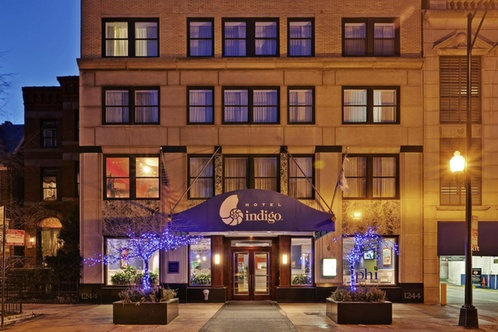Hotel indigo chicago downtown gold coast chicago for Groupon chicago hotels