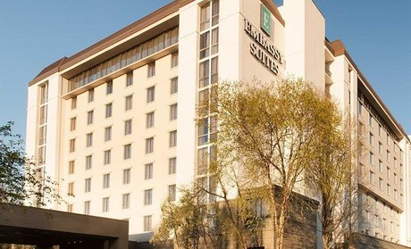 Emby Suites Hotel Nashville Airport
