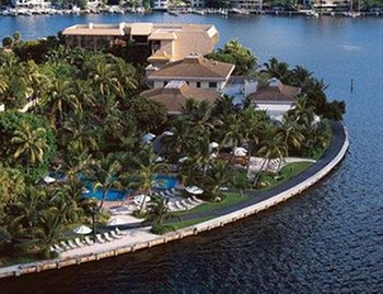GROVE ISLE HOTEL logo