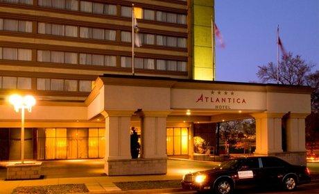 Groupon Atlantica Hotel Halifax