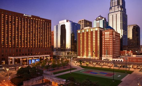 Downtown Kansas City Hotels Near Power And Light