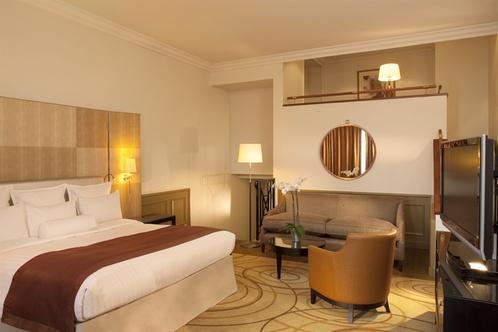 Paris Marriott Champs Elysees Hotel Paris