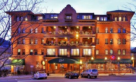 Groupon Hotel Boulderado