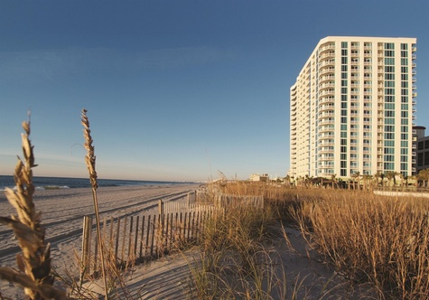 Wyndham Vacation Resorts Towers On The Grove North Myrtle Beach