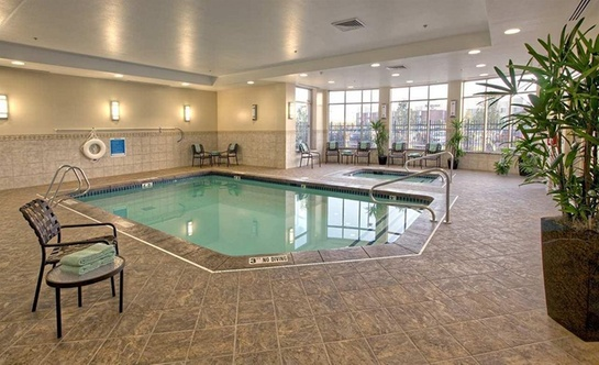 Hilton garden inn salt lake city sandy sandy Indoor swimming pools in sandy utah