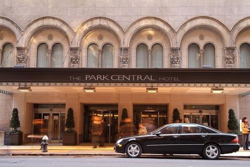 Park Central Hotel New York New York