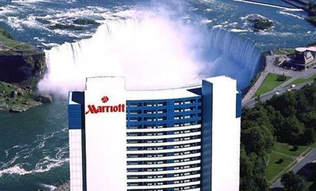 Marriott Niagara Falls Fallsview Hotel Spa