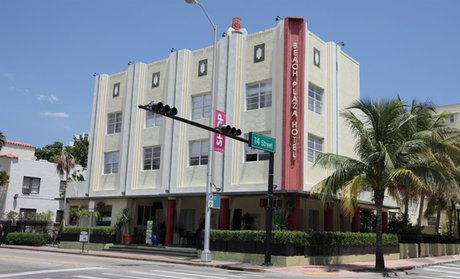 Groupon South Beach Plaza Hotel