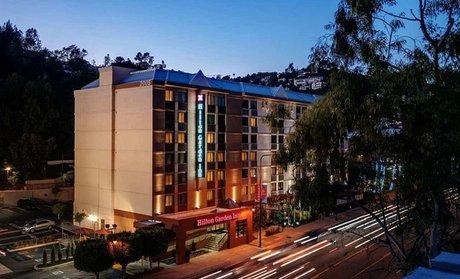 Groupon Hilton Garden Inn Los Angeles Hollywood