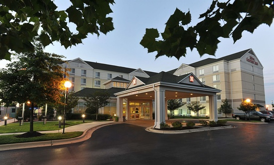 Hilton garden inn bwi airport linthicum heights for Directions to the hilton garden inn