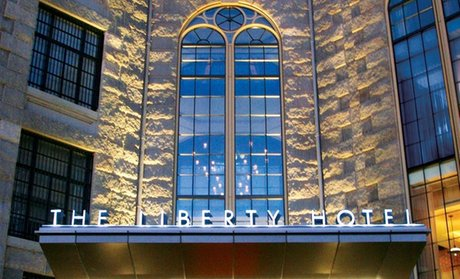 The Liberty A Starwood Luxury Collection Hotel Boston