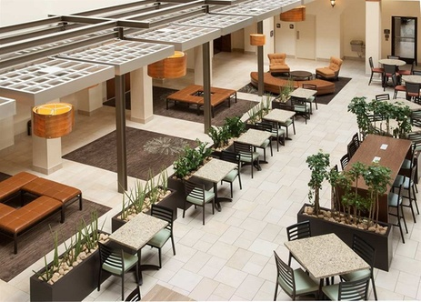 Embassy Suites Hotel Nashville Airport Nashville