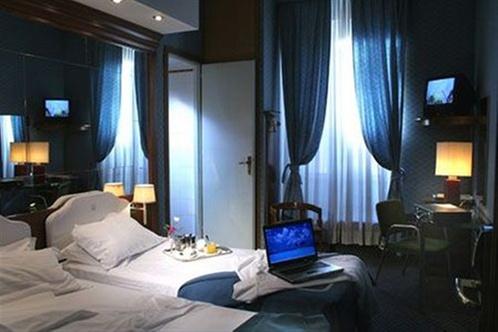 Isa design hotel rom for Hotel isa design