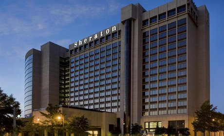 Groupon Sheraton Birmingham Hotel