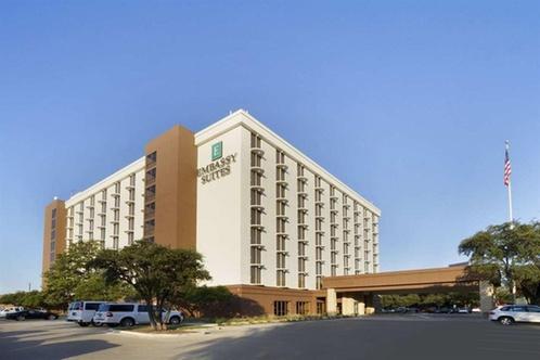 Embassy Suites Hotel Dallas Market Center Dallas