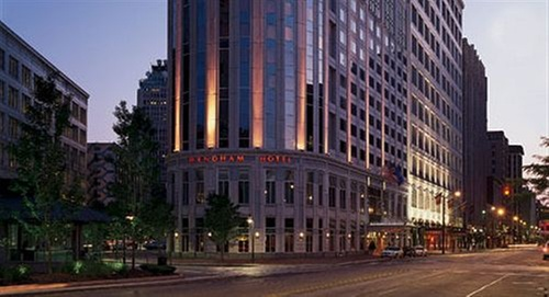 Crowne Plaza Cleveland At Playhouse Square Cleveland