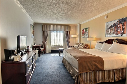 Le Nouvel Hotel And Spa Montreal Qc