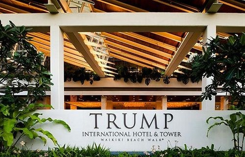 Trump Tower Waikiki, 5-Star Trump Condo Hotel in Hawaii ... |Trump Tower Waikiki Hotel