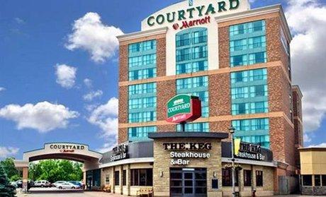 Groupon Courtyard Niagara Falls By Marriott