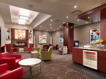Club Quarters Hotel Wall Street New York