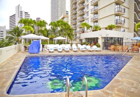 Luana Waikiki Hotel Suites Honolulu