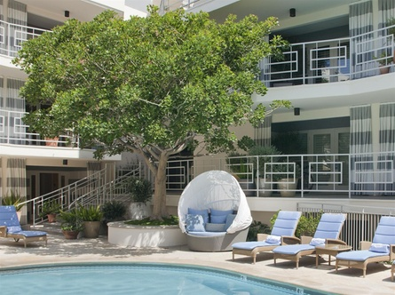 Oceana Beach Club Hotel 849 Ocean Ave Santa Monica California 90403 Get Directions Image