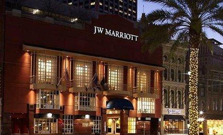 Groupon Jw Marriott New Orleans