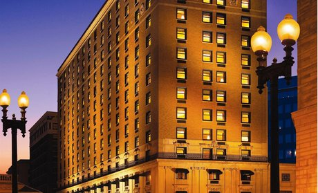 Groupon Boston Omni Parker House Hotel