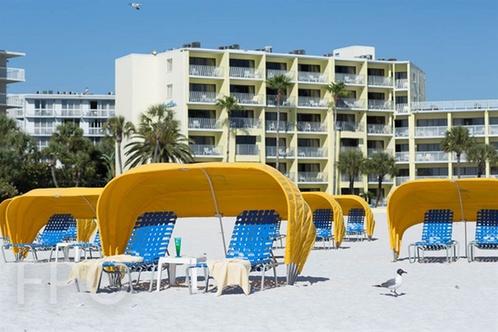 Alden Suites - A Beachfront Resort   St. Pete Beach