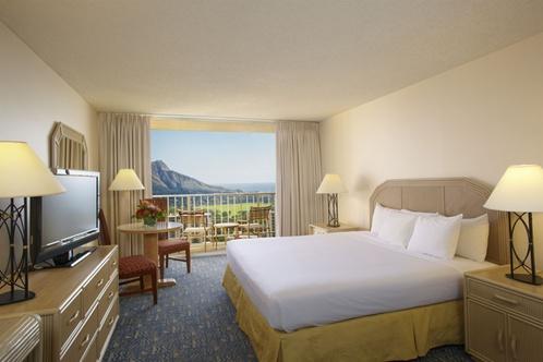 Alohilani resort waikiki beach honolulu for Best private dining rooms honolulu