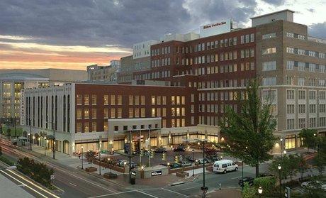 Groupon Hilton Richmond Downtown