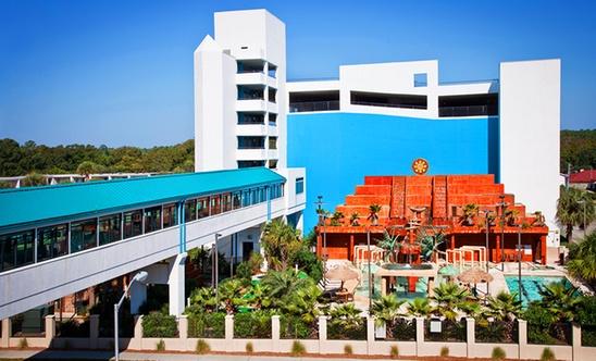Landmark Resort 1501 S Ocean Blvd Myrtle Beach South Carolina 29577 4545 Get Directions Hotel Image