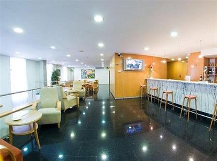 Hotel spa husa jardines de albia bilbao for Jardines de albia spa