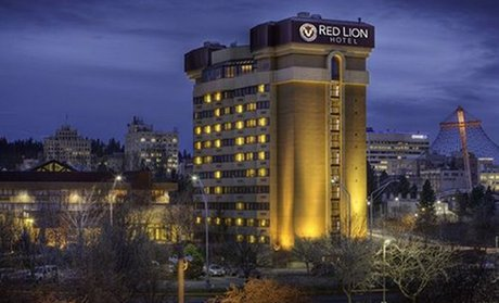 Groupon Hotel Rl By Red Lion Spokane At The Park