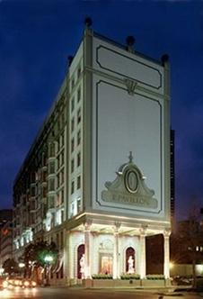 Car Rental Lafayette La >> Le Pavillon Hotel | New Orleans