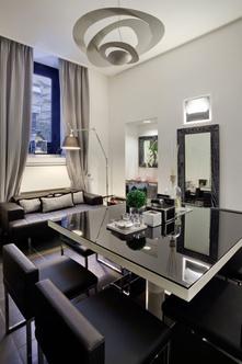 Lhp hotel napoleon milano for Hotel napoleon milano